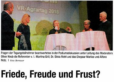 VR Agrartage
